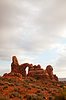 Photo 300 DPI: Scenic view at Arches National Park, Utah, USA