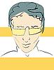 Vector clipart: Secret agent