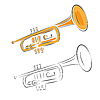 Trumpet | Stock Vector Graphics