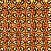 Векторный клипарт: мозаика окрашенный фон стекла