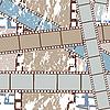 Векторный клипарт: Grunge фоне фильмов