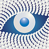 Vector clipart: Stylized Pearl Eye abstract