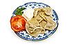 ID 3193469 | Dumplings on plate | High resolution stock photo | CLIPARTO