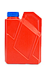 Red jerrycan | Stock Foto