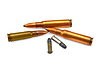 Ammunition for the automatic weapons | Stock Foto