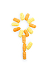 Flower of corn sticks | Stock Foto