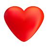 Векторный клипарт: Сердце объем
