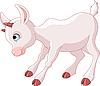 小婴儿山羊 | 光栅插图