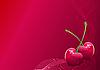 Vector clipart: Love Cherry