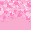 Vector clipart: Valentine Background