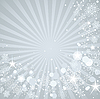 Vector clipart: Winter snowflakes