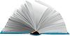 Vector clipart: Open book