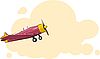 Airplane | Stock Illustration