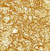 Vector clipart: gold foil texture