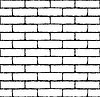 Vector clipart: texture of bricks