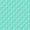 Векторный клипарт: полукруг, декоративных, цветочных, бесшовные, паттерн, простофиля