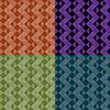 Векторный клипарт: Абстрактный бесшовных геометрических моделей
