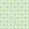 Vector clipart: Floral and swirls seamless pattern