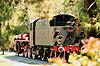 Steam locomotive | Stock Foto