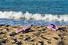 Gone swim | Stock Foto