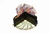 Exchange rate | Stock Foto