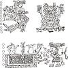 древние ацтекские пиктограммы