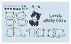 Vector clipart: kitties