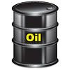 Vector clipart: barrel of oil