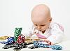 Фото 300 DPI: Детские игры в покер фишки