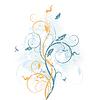 Floral design | Stock Illustration