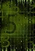 Vector clipart: Digital background