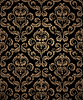 Vector clipart: Floral seamless ornament