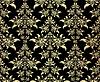 Векторный клипарт: Золотой декоративный орнамент
