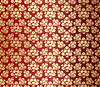 Vector clipart: Decorative floral ornament