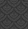 Векторный клипарт: Бесшовные цветочным орнаментом