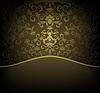Векторный клипарт: Декоративное оформление фона