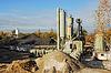 Photo 300 DPI: Asphalt mixing plant