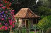 Garden house | Stock Foto