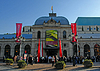 Theater Baden-Baden | Stock Foto