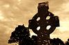 Photo 300 DPI: Celtic Stone Cross