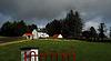 아일랜드의 농가 | Stock Foto