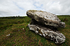 Photo 300 DPI: Rock formation in the bog