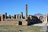 Excavations of Pompeii | Stock Foto
