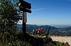 Hikers in Schwarzwald | Stock Foto