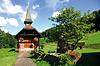 Little Church in Schwarzwald | Stock Foto