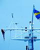 Photo 300 DPI: Observation deck on ship schedischem