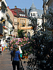 Photo 300 DPI: Pedestrian area of Baden-Baden