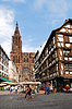 Strasbourg Cathedral | Stock Foto