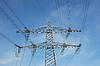 Фото 300 DPI: Мощность полюс с воздушных линий электропередач
