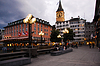 ID 3291819 | Wieczór w Zurychu | Foto stockowe wysokiej rozdzielczości | KLIPARTO